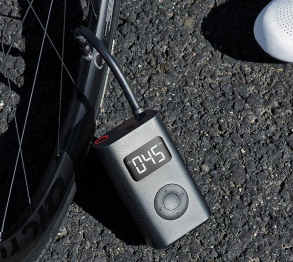 Xiaomi представила насос Mijia Bicycle Pump для велосипедов и не только