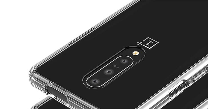 Будущий флагман OnePlus 7 позирует на свежих рендерах
