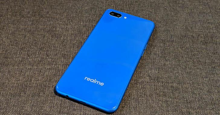 Новые подробности о доступном смартфоне Realme C2