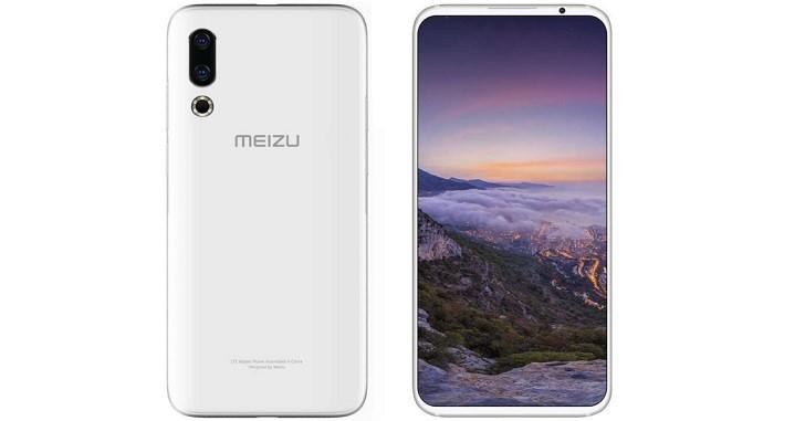 Meizu 16s представлен официально: Snapdragon 855 и NFC за $475