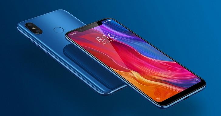 Xiaomi Mi 8 получил обновление MIUI 10.3.2.0