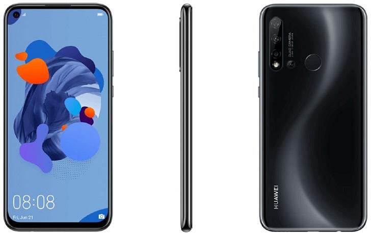 Известны характеристики и цена Huawei P20 Lite (2019)