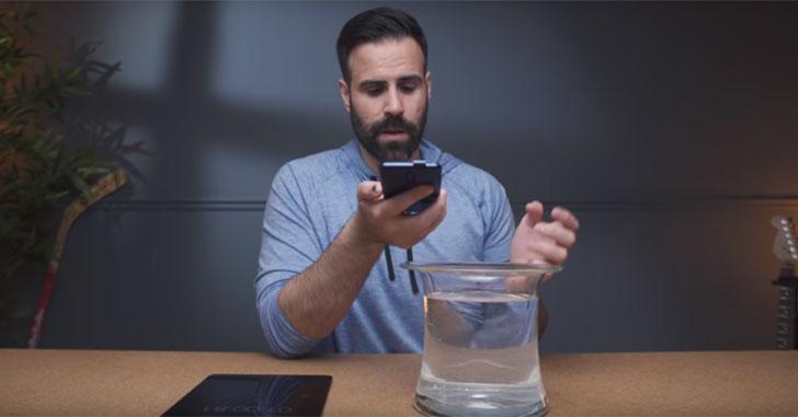 Блогеры подтвердили водозащиту флагмана OnePlus 7 Pro