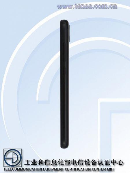 Смартфон Redmi 7A засветился на сайте TENAA