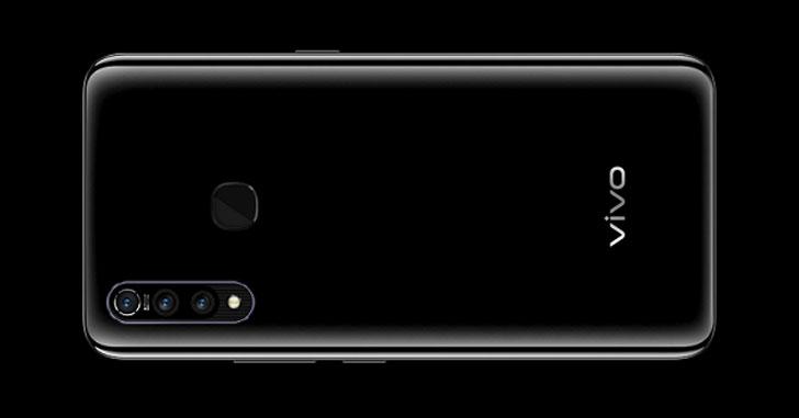 Vivo Z5X предстал на качественных изображениях