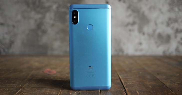 Xiaomi Redmi Note 5 получил Android Pie