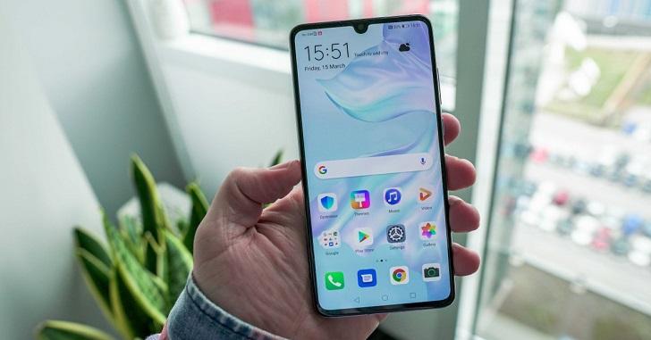 Huawei P30 получит больше памяти