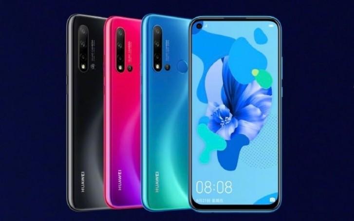 Huawei Nova 5i представлен официально