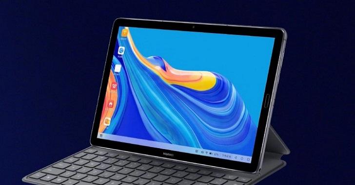 Анонсирован флагманский планшет Huawei MediaPad M6