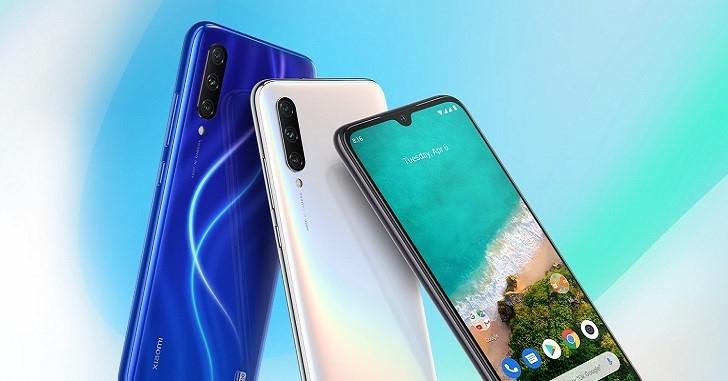 Xiaomi Mi A3 представлен официально