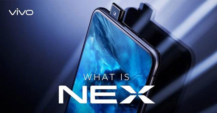 Смартфон Vivo NEX 2 станет самым революционным в 2019 году
