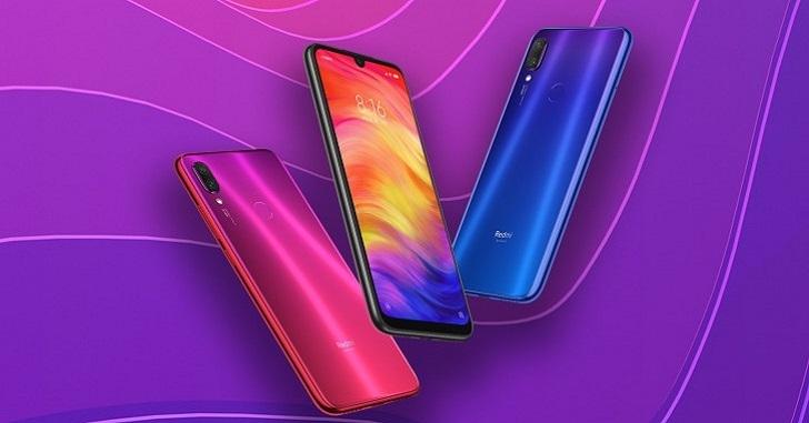 В продажу поступили новые версии Xiaomi Redmi Note 7 и Redmi Note 7 Pro