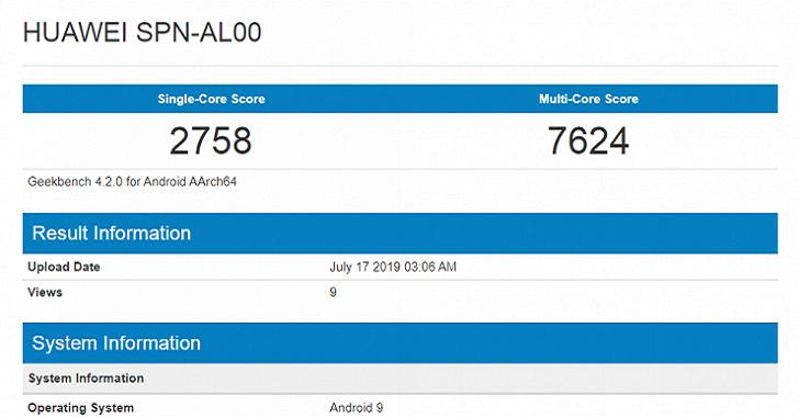 Kirin 810 оказался круче, чем Snapdragon 845 и Snapdragon 730 в Geekbench