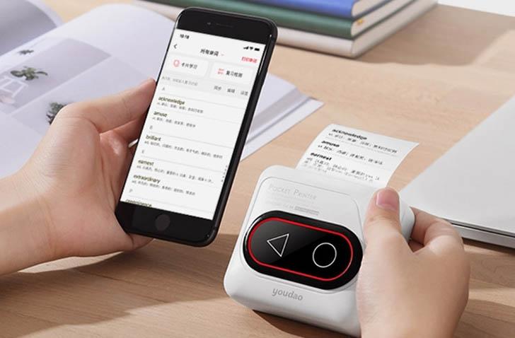 Xiaomi собирает деньги на компактный принтер Youdao Memobird G4