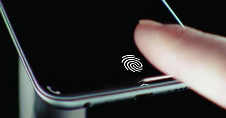 Huawei показала смартфон с LCD-дисплеем и сканером отпечатков под экраном