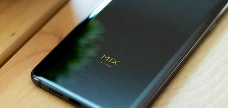 В сеть утекли характеристики Xiaomi Mi MIX 4