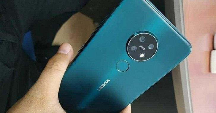 Известна цена смартфона Nokia 7.2