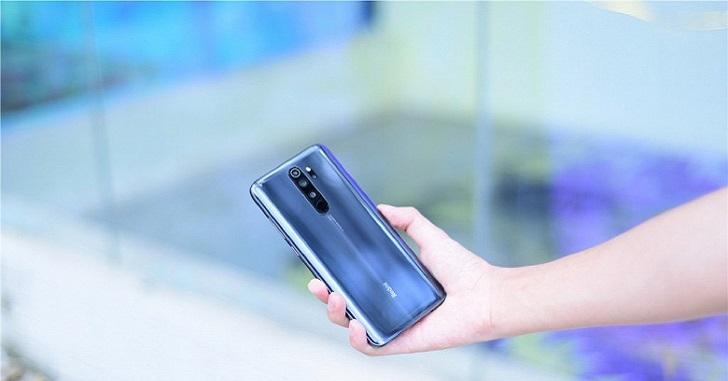 Xiaomi Redmi Note 8 Pro упал в цене