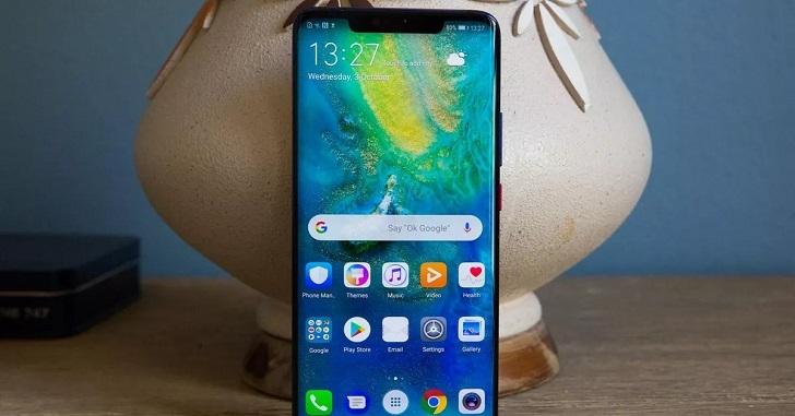 Huawei начинает тестировать EMUI 10 на базе ОС Android 10