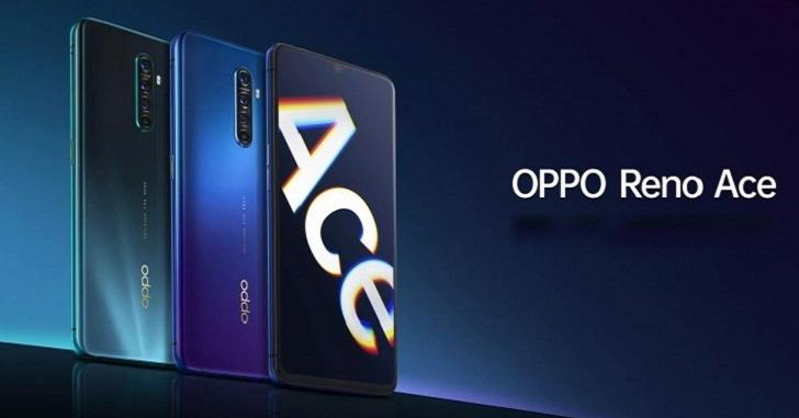 Анонсирован Oppo Reno Ace – достойный конкурент Xiaomi Mi 9