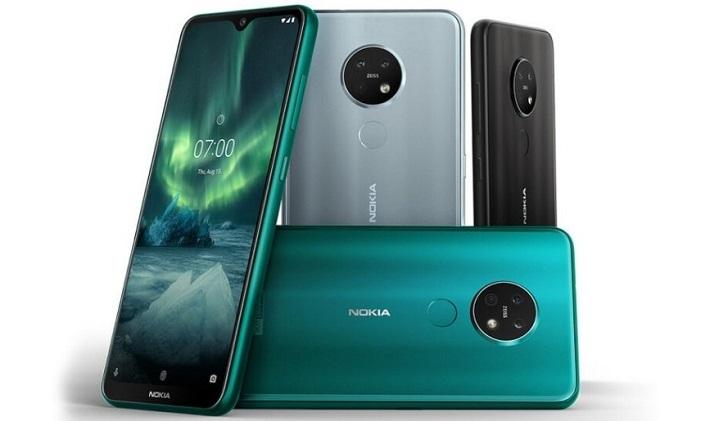 Nokia 7.2 пришёл в Украину с ценником 6999 гривен