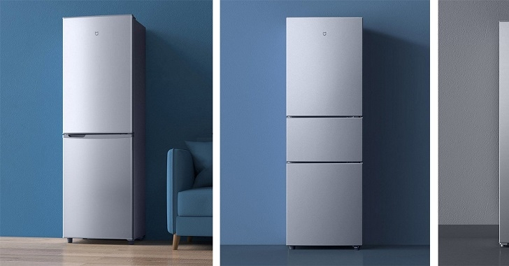 Xiaomi анонсировала холодильники стоимостью 140-425 долларов