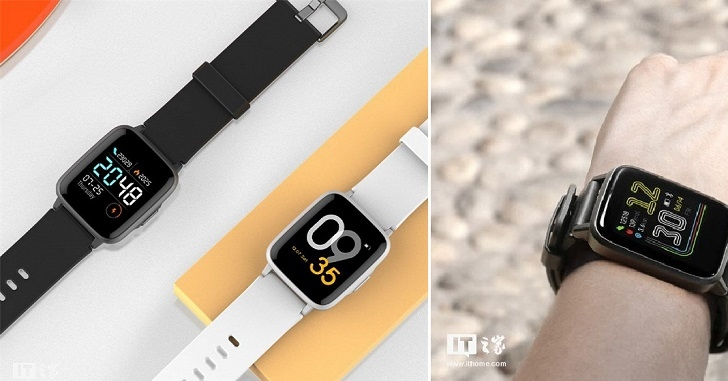 Анонсированы 15-долларовые смарт-часы Xiaomi Haylou