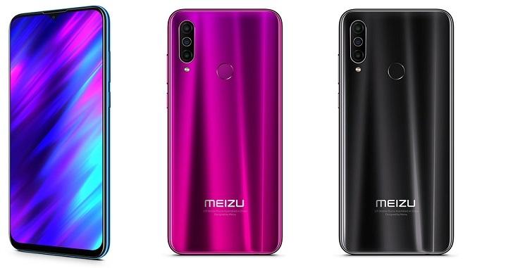 В Украине стартовали продажи Meizu M10
