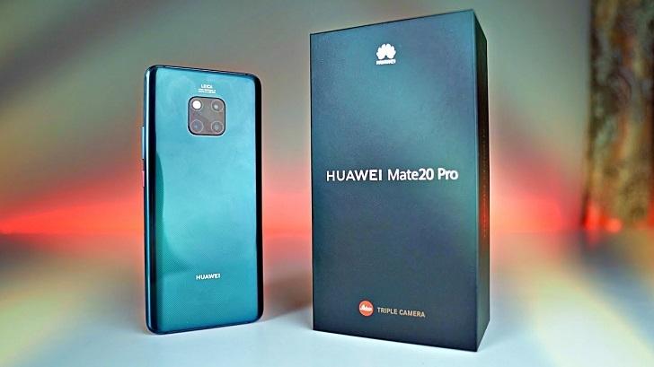 Huawei Mate 20 Pro получил глобальную версию EMUI 10 на Android 10