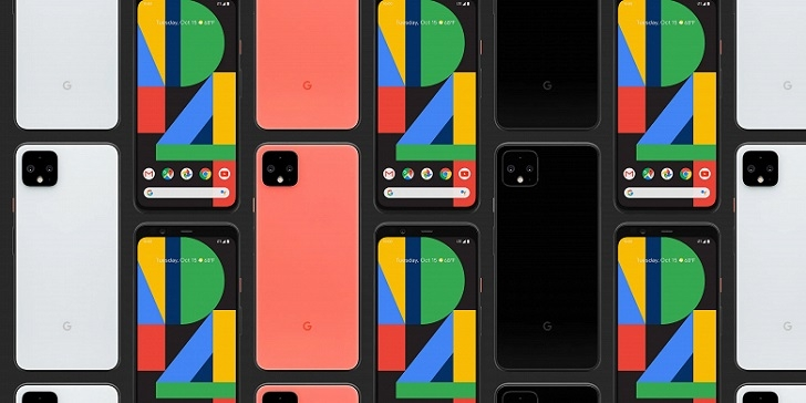 Google Pixel 4 и Pixel 4 XL представлены официально