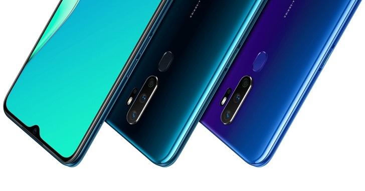 Oppo A5 (2020) и Oppo A9 (2020) начали продаваться в Украине