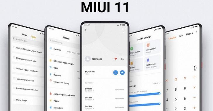 42 смартфона Xiaomi получат глобальную MIUI 11 уже в 2019 году