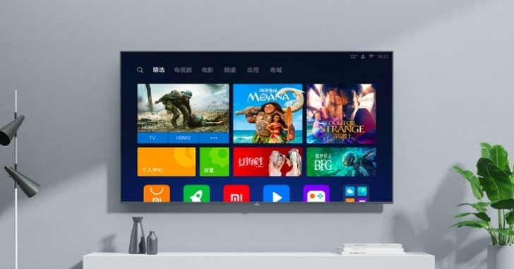 Стала известна дата анонса телевизоров Xiaomi Mi TV 5
