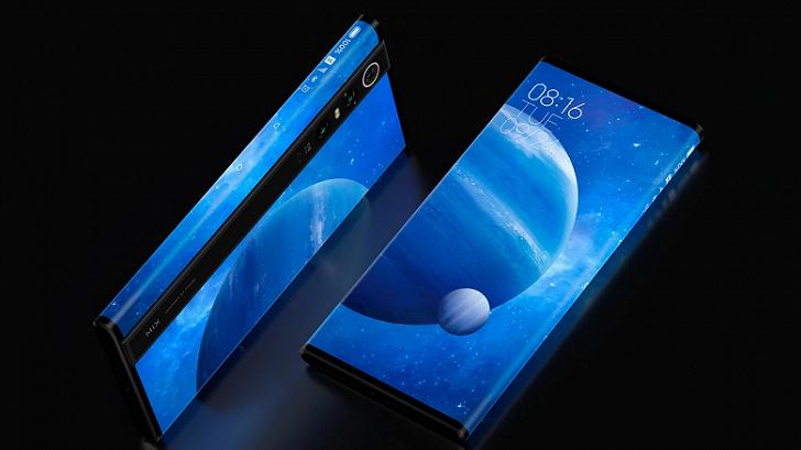 Стала известна дата начала продаж Xiaomi Mi MIX Alpha