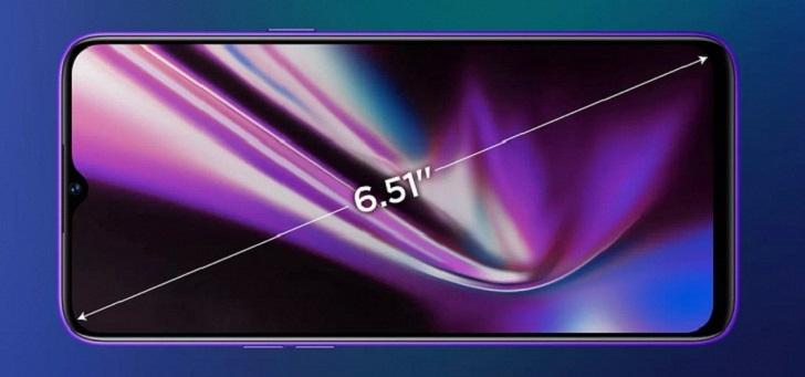 Стали известны характеристики Realme 5s