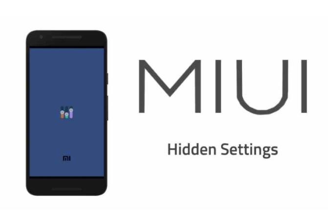 Как получить доступ к скрытым настройкам MIUI