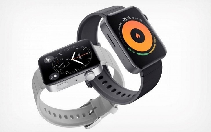 Xiaomi Mi Watch с eSIM поступили в продажу