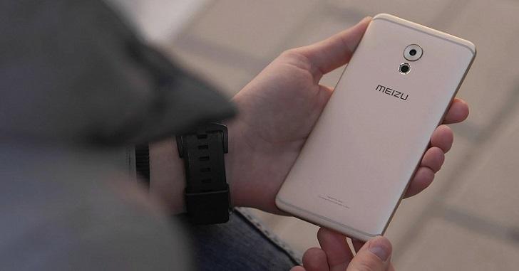 Флагман 2016 года Meizu Pro 6 Plus получил обновление прошивки