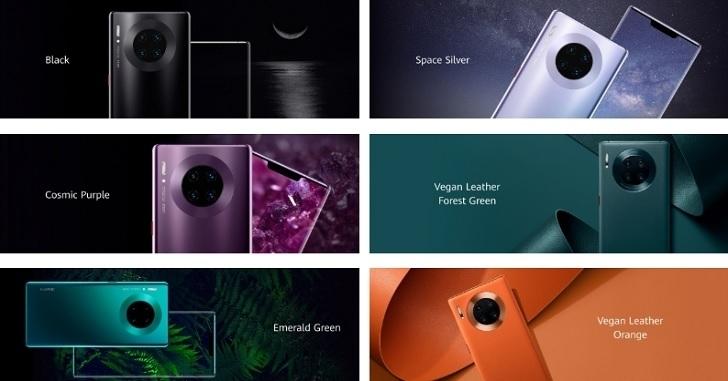 Huawei Mate 30 Pro 5G получил новую модификацию