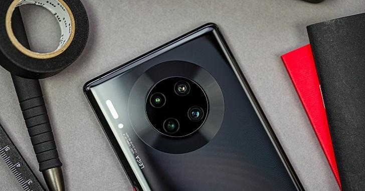 В Европе Huawei дарит планшет при покупке флагмана Mate 30 Pro