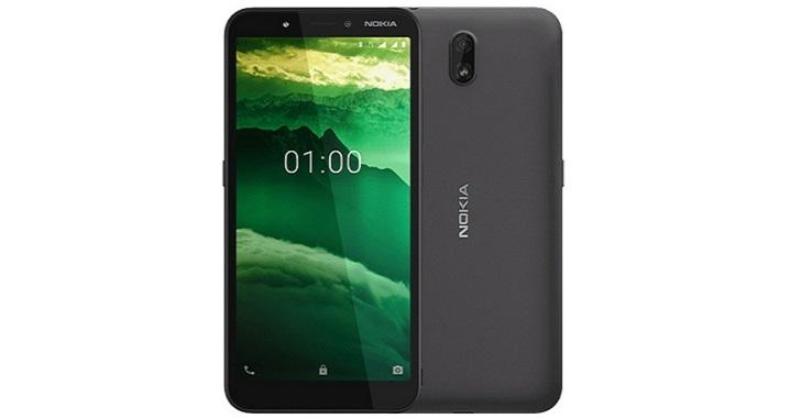 Nokia C1 – смартфон на Android Go за 60 долларов