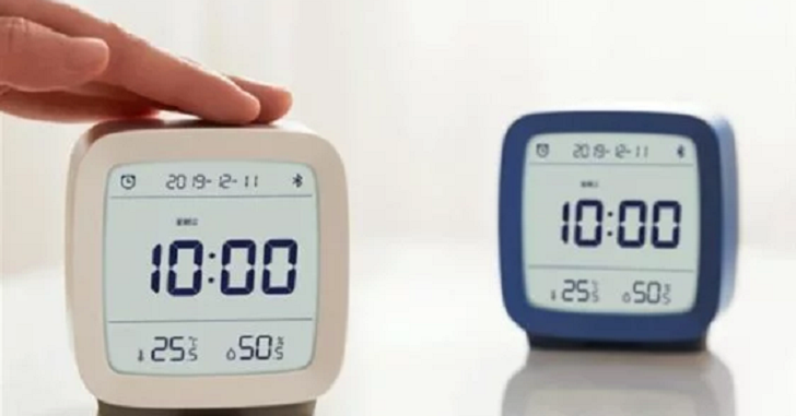 Xiaomi представила умный будильник за 8 долларов