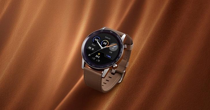 В продаже появились часы Honor Magic Watch 2 с NFC