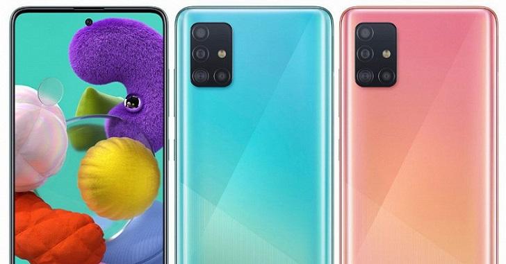 Samsung Galaxy A51 представлен официально