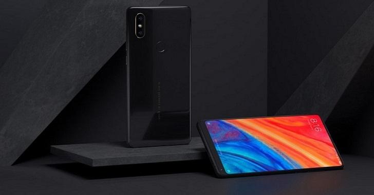 Xiaomi Mi MIX 2s упал в цене на 290 долларов