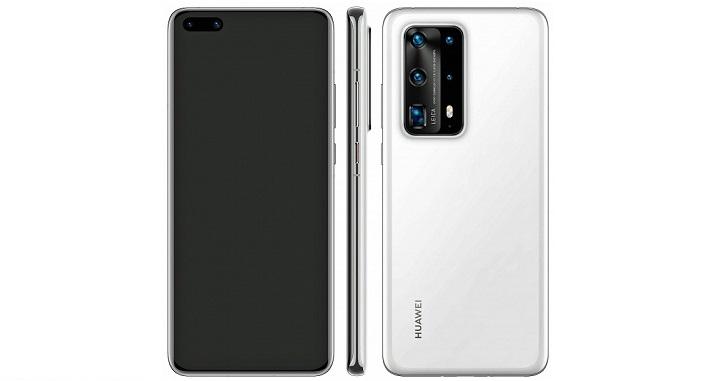 Стала известна стоимость Huawei P40 и P40 Pro