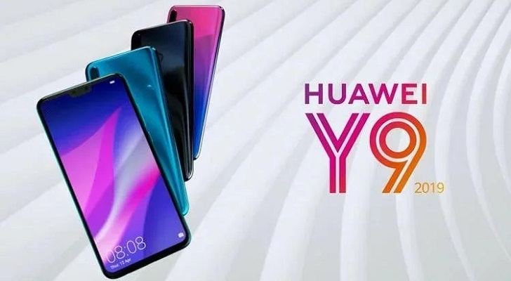 Huawei выпустит Android 10 для смартфона Y9 2019