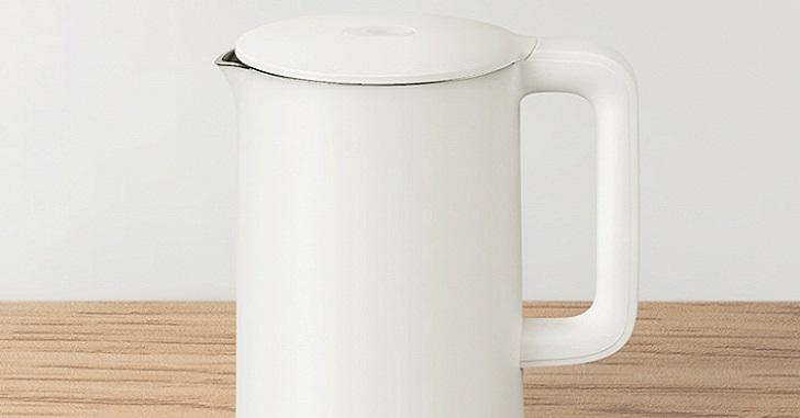 Xiaomi представит умный чайник