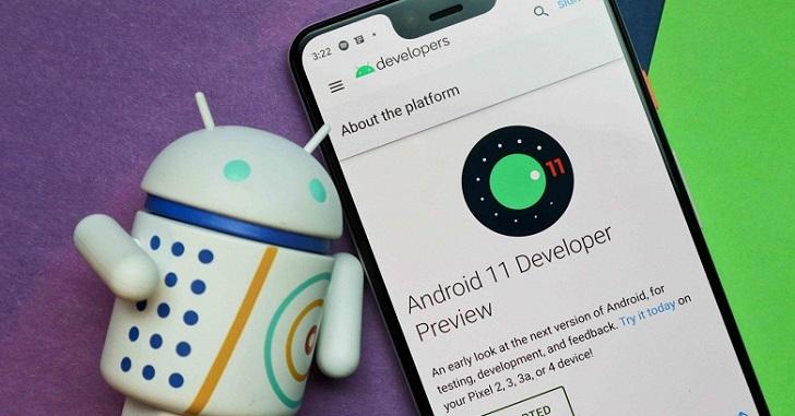 Стала известна дата анонса Android 11