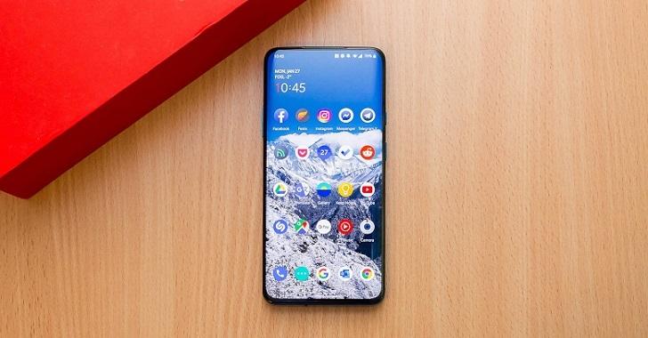 OnePlus 7T Pro назвали лучшим смартфоном MWC 2020